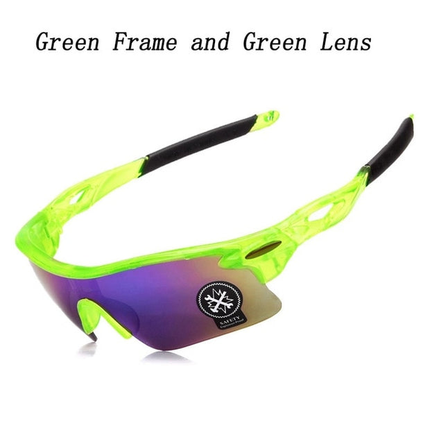 Comfortable Running Sunglasses