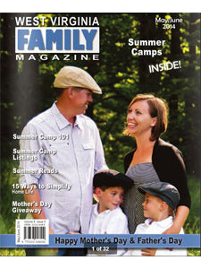 West virginia may june issue