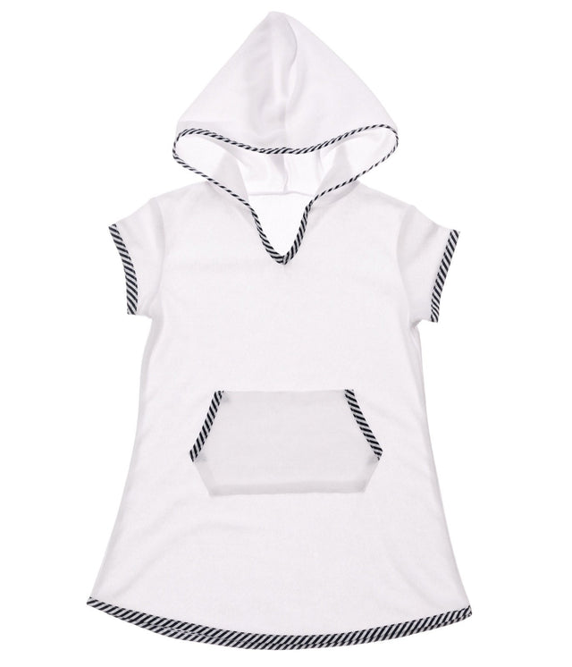 Hooded Towelling Dress