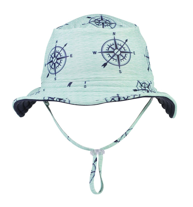 Compass Reversible Bucket Hat