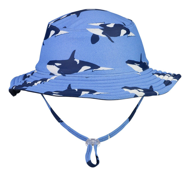 Orca Ocean Reversible Bucket Hat