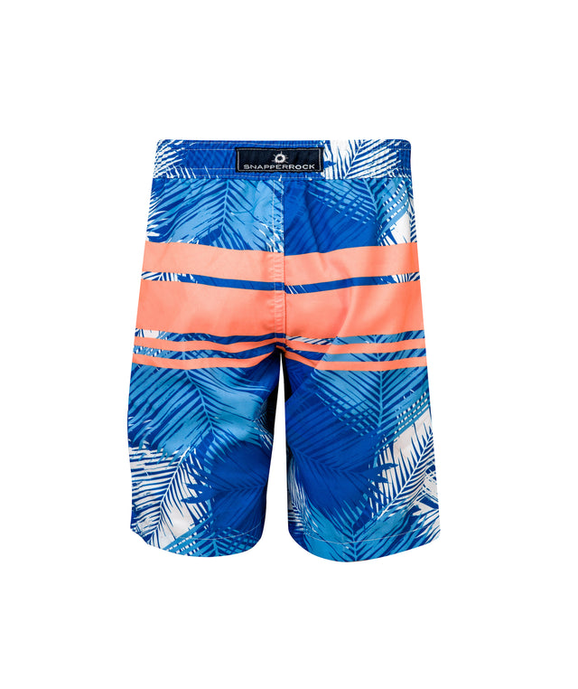 Tropical Neon Stripe True Boardie