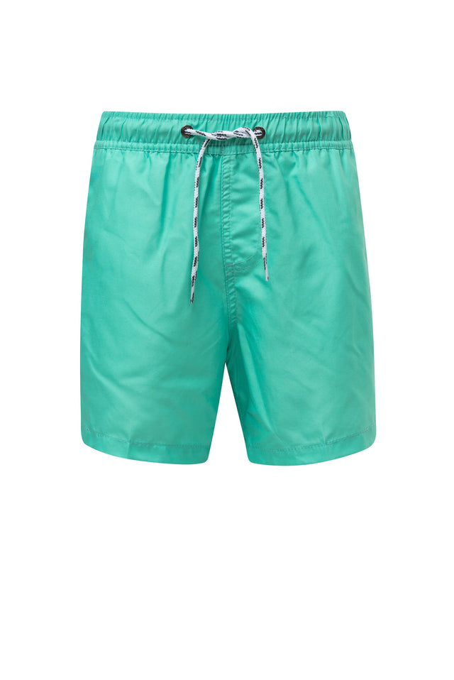 Mint Hybrid Board Short