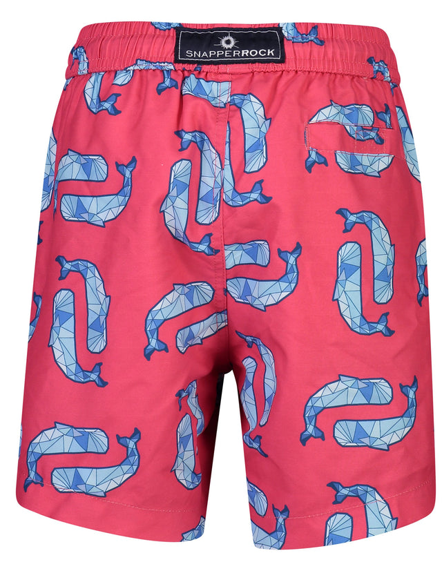 Geo Whale Boardies