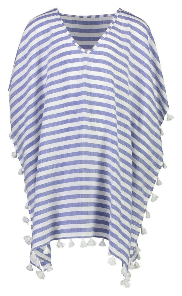 Girls Striped Kaftan
