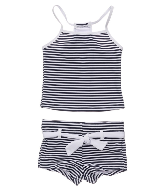 Nautical Stripe Classic Tankini