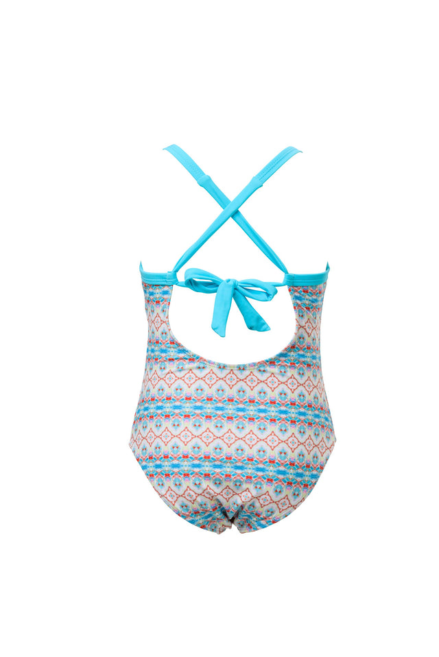 Marrakesh X Back Tie Swimsuit