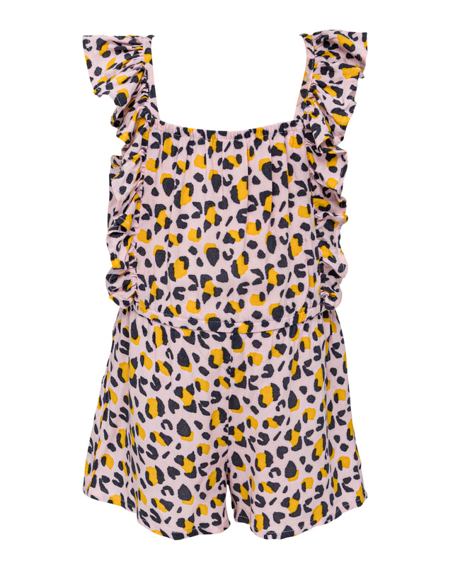 Leopard Love Playsuit