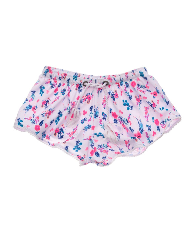 Pretty Petals Swim Shorts