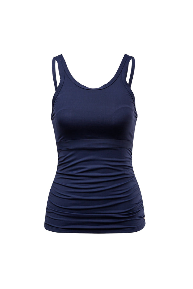 Ladies Twin Strap Tankini
