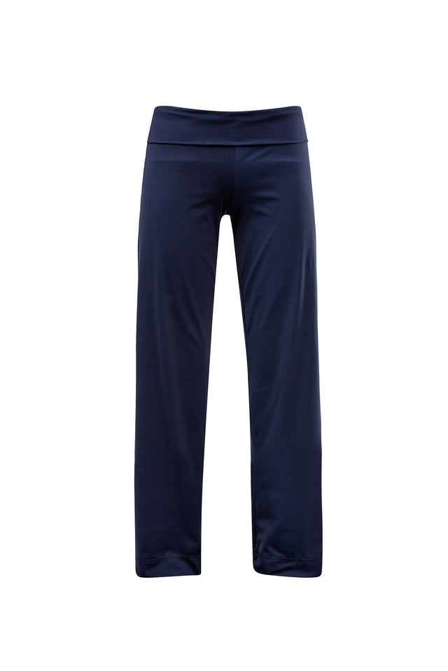Ladies Navy Resort Pants