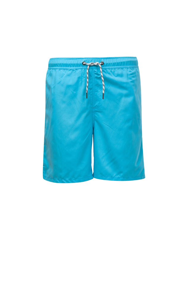 Mens Aqua Hybrid Boardies