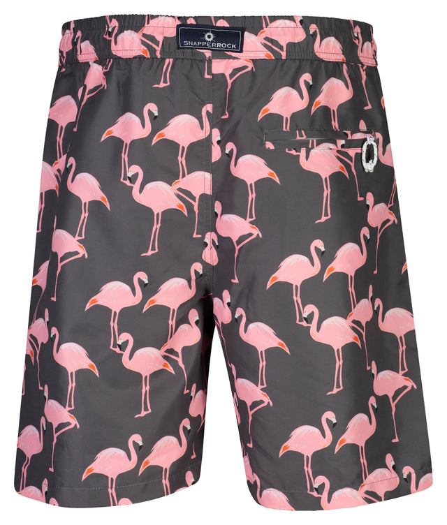 Mens Flamingo Social Boardies