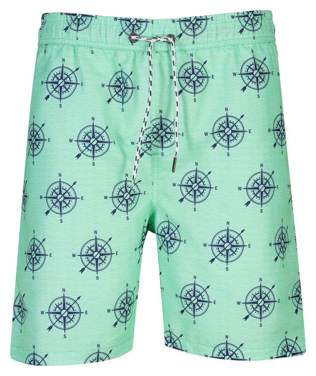 Mens Compass Boardies