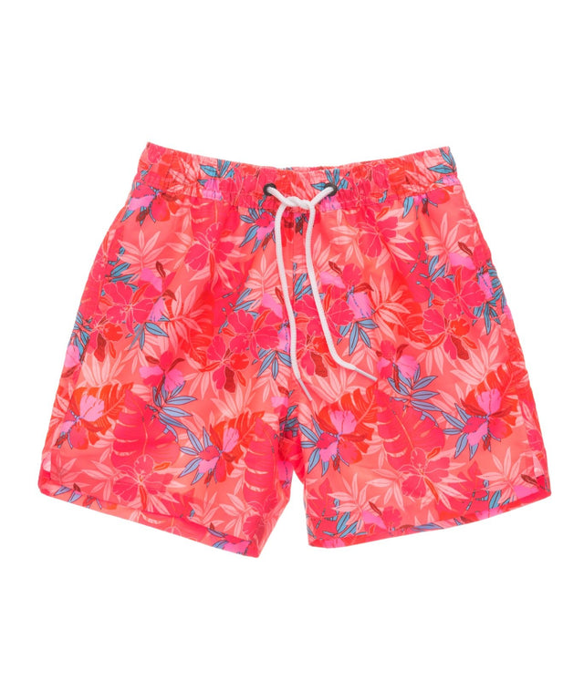 Mens Tropical Punch Volley Board Short