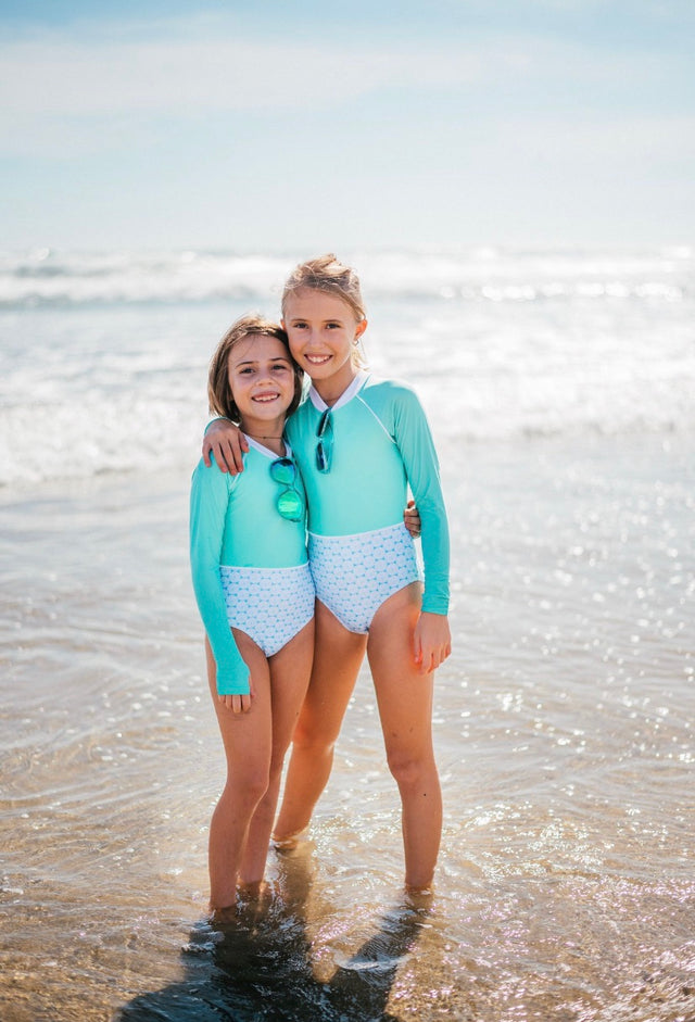 Oceania Sustainable LS Surf Suit