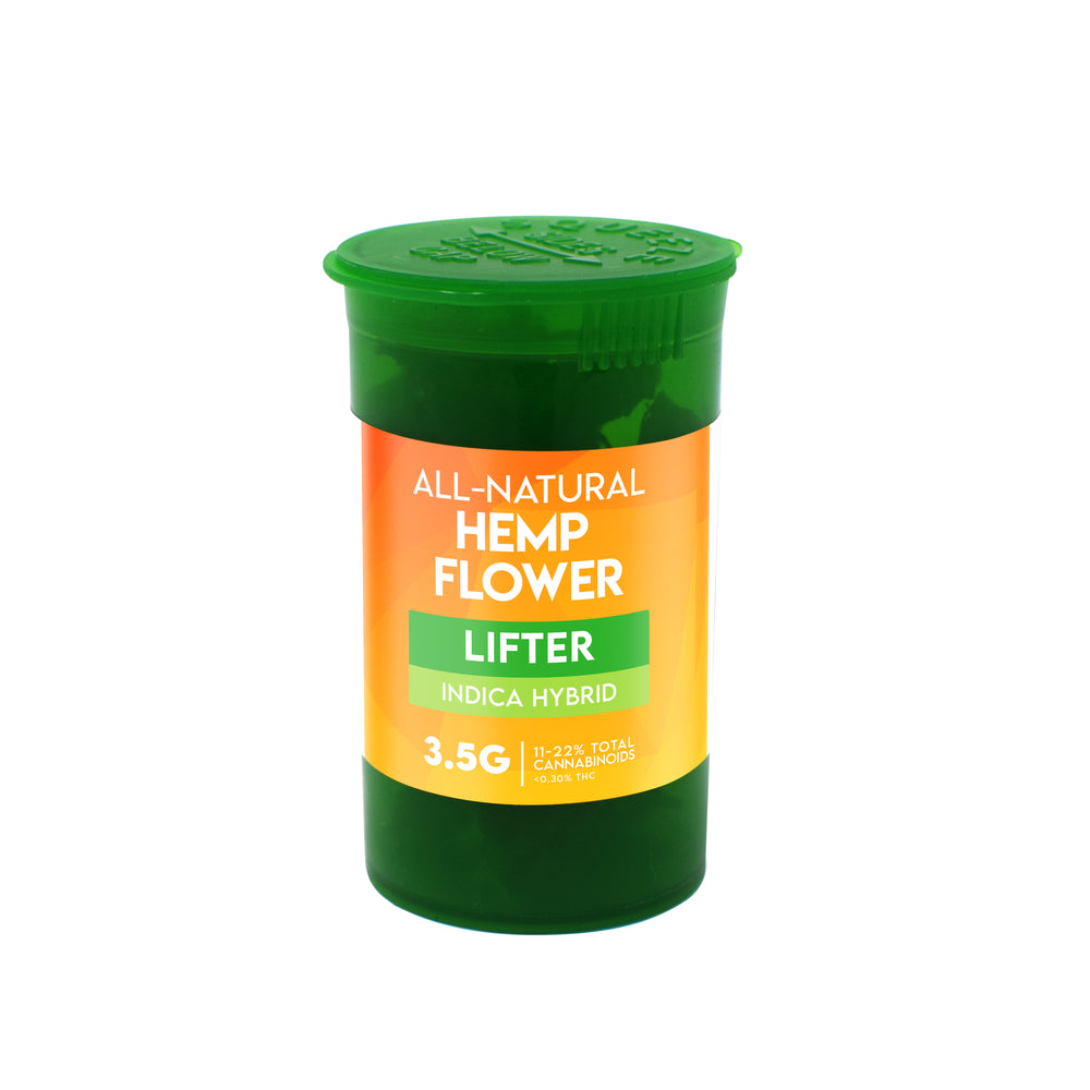All-Natural CBD Flower