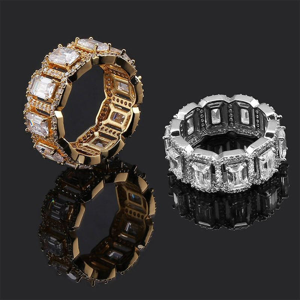 BAGUE ICE MINSTER