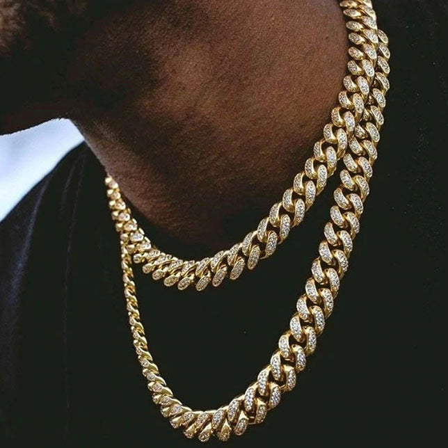 CHAINE CUBAN LINK