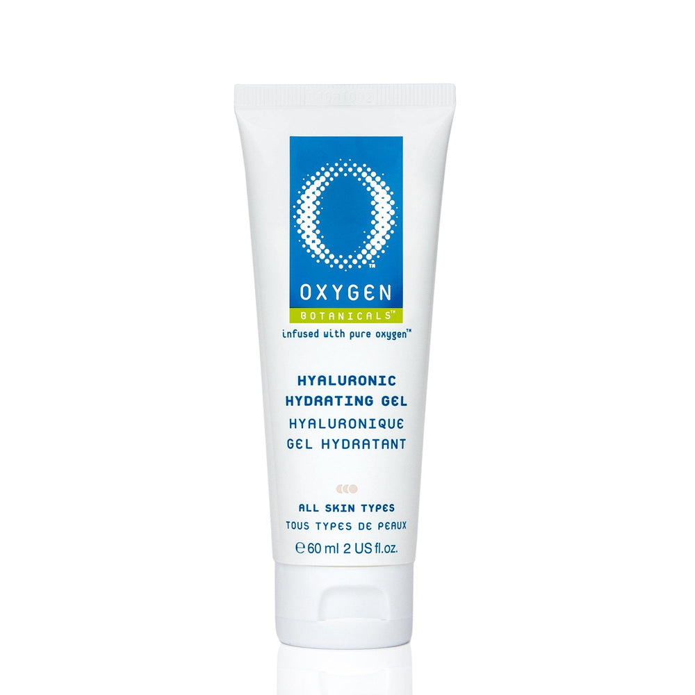 HYALURONIC HYDRATING GEL - Oxygen Botanicals