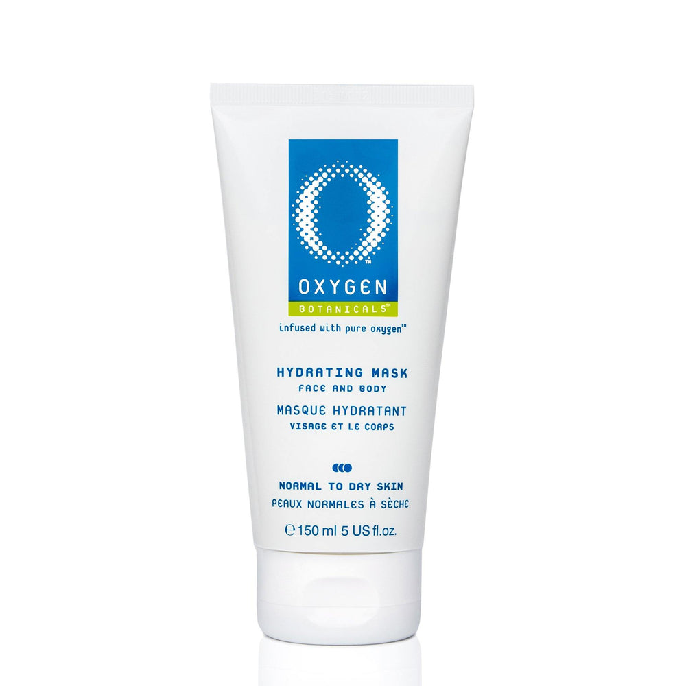 "HYDRATING MASK ""Combination/Oily Skin"" - Oxygen Botanicals"