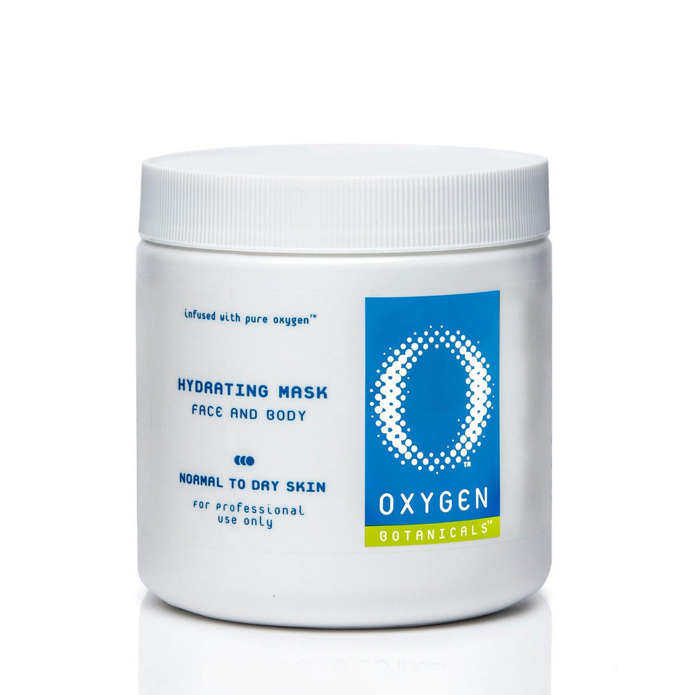 "HYDRATING MASK ""Normal/Dry Skin"" - Oxygen Botanicals"