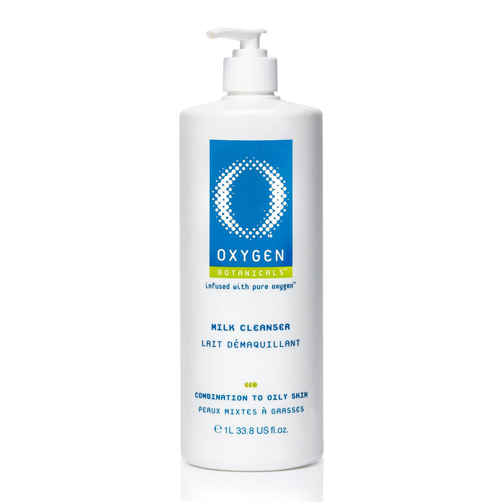 "MILK CLEANSER  ""Combination/Oily Skin"" - Oxygen Botanicals"