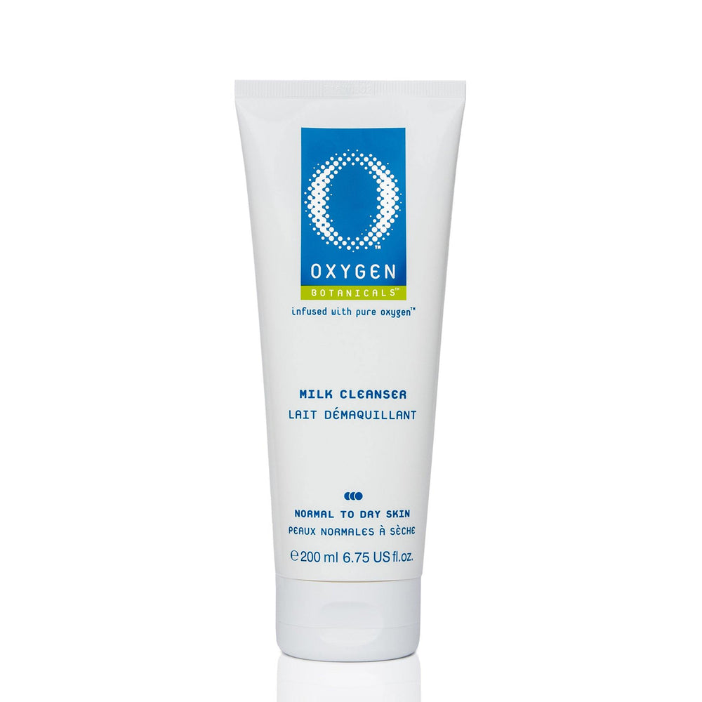 "MILK CLEANSER ""Normal/Dry Skin"" - Oxygen Botanicals"
