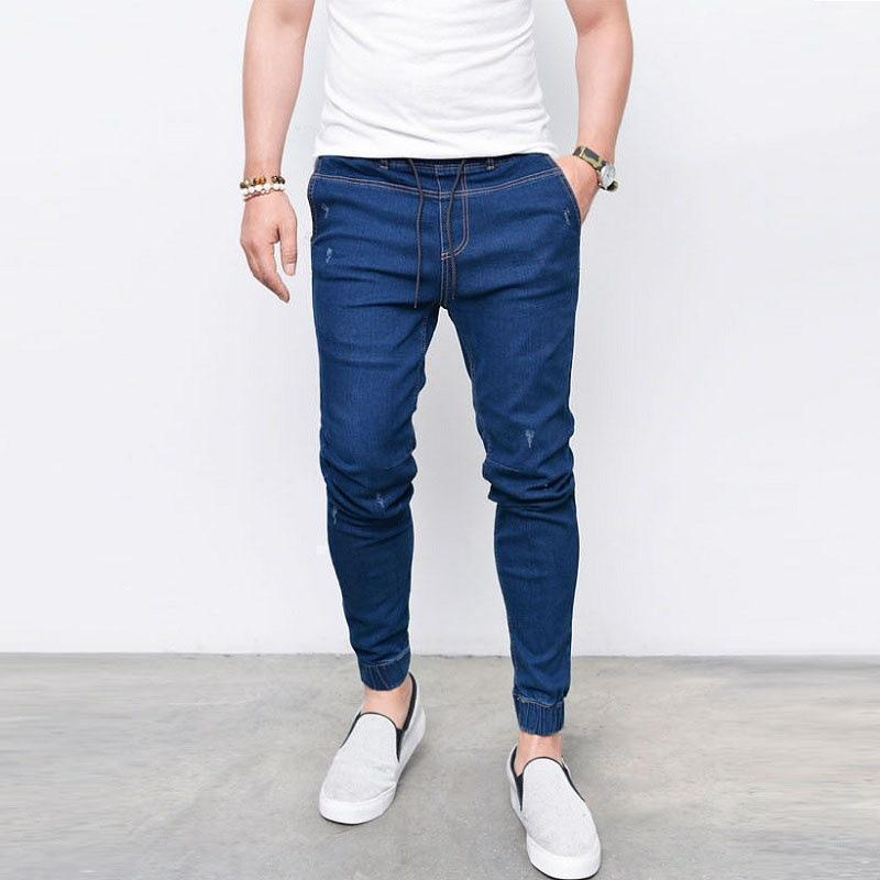 Bravonew Men's Slim Fit Stretch Denim Jean
