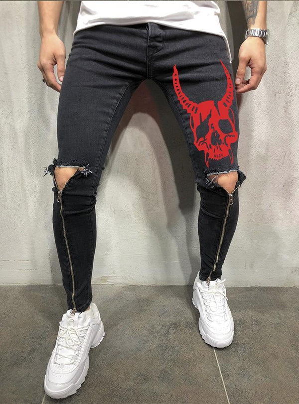 Men's New Fashion In Casual Long Pants