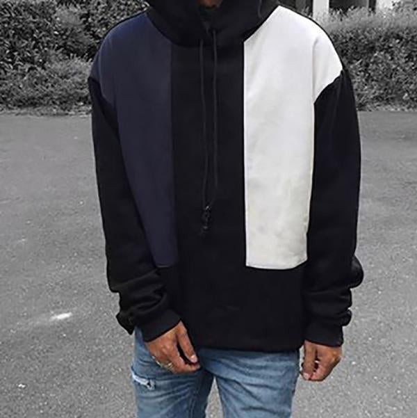 Men's Hooded Loose Casual Sweatshirt