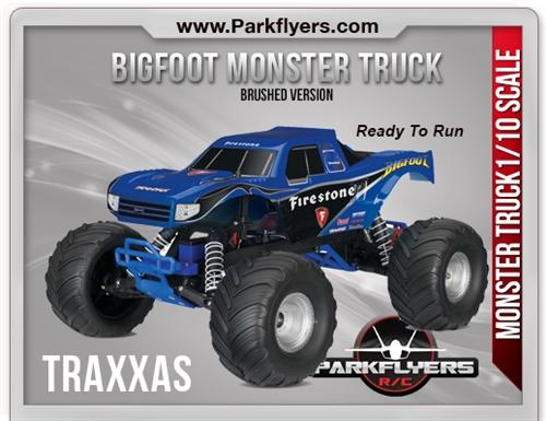 Traxxas Bigfoot Monster Truck XL5