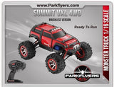 Traxxas 1-16 Summit VXL 4WD TSM TQ 2.4GHz RTR RC Car