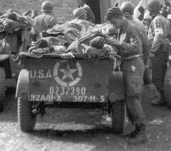 307th Med in WWII