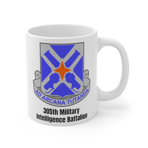 305th Military Intelligence Battalion Mug