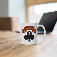 2nd Battalion 327th Infantry Regiment Mug