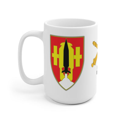 Fort Sill 1970s Patch Mug