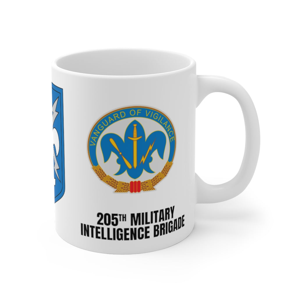 205th Military Intelligence Brigade Mug