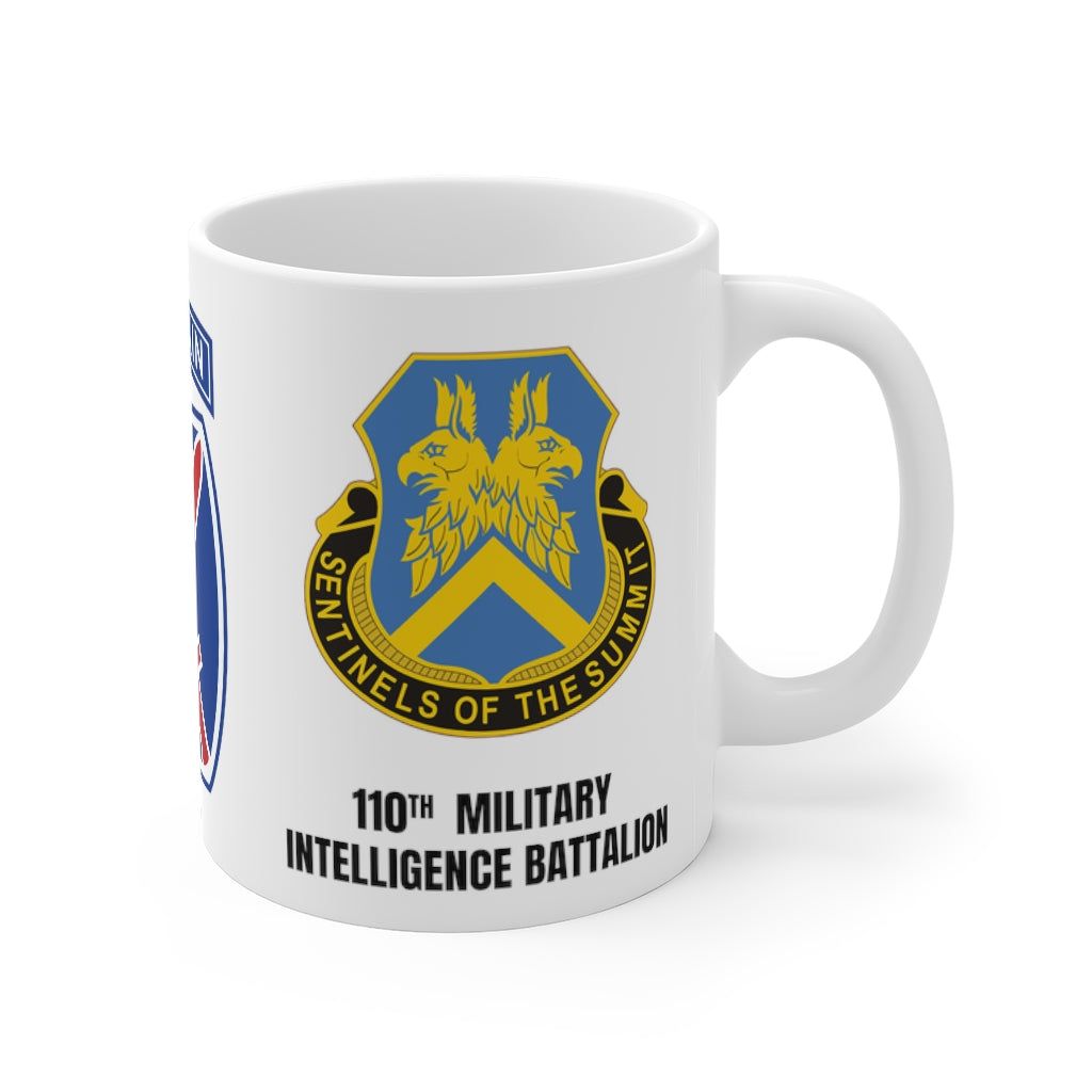 110th Military Intelligence Battalion Mug