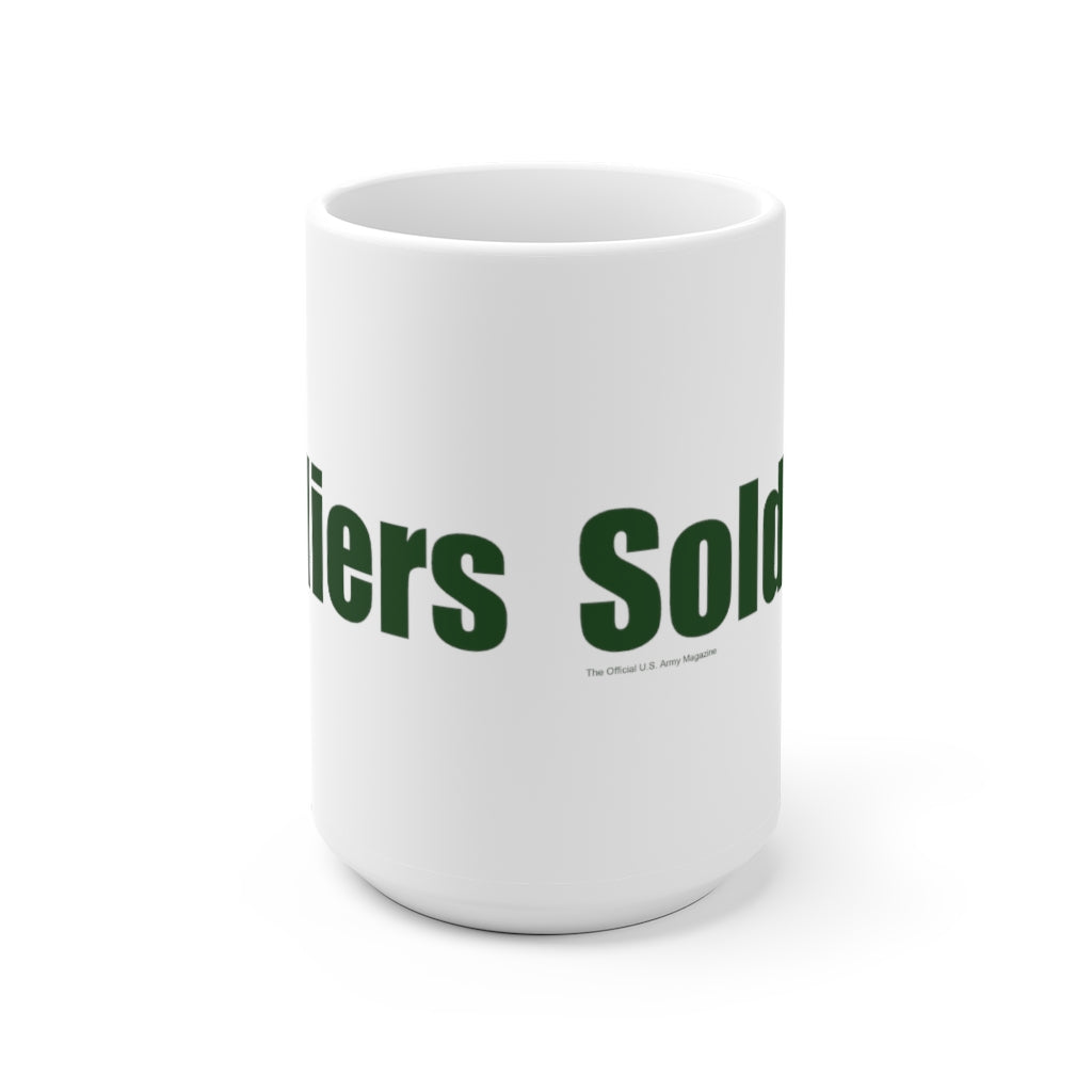 Soldiers Magazine Coffee Mug