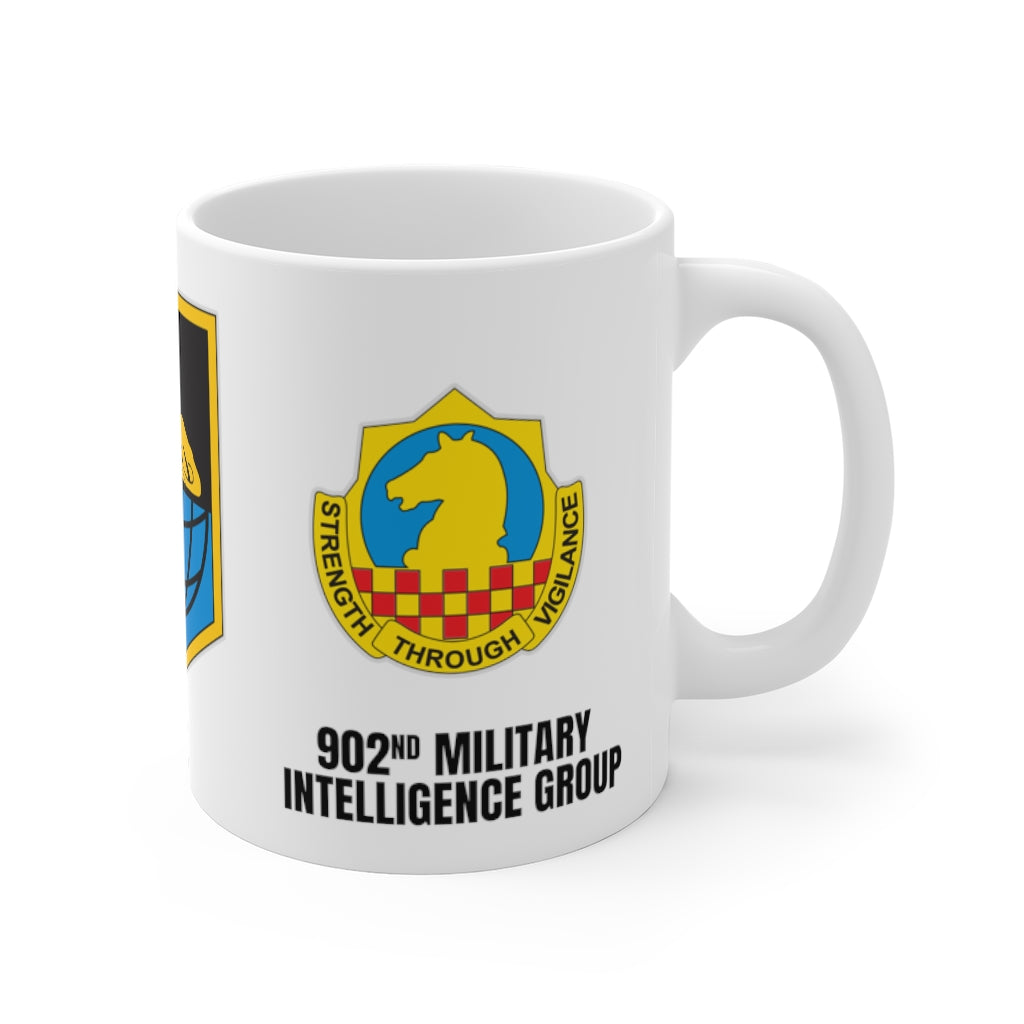 902nd Military Intelligence Group Mug