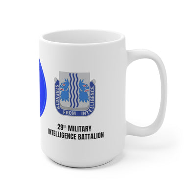 29th Military Intelligence Battalion Mug