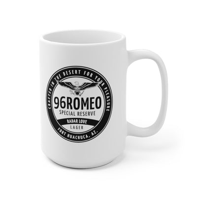96Romeo Radar Love Mug