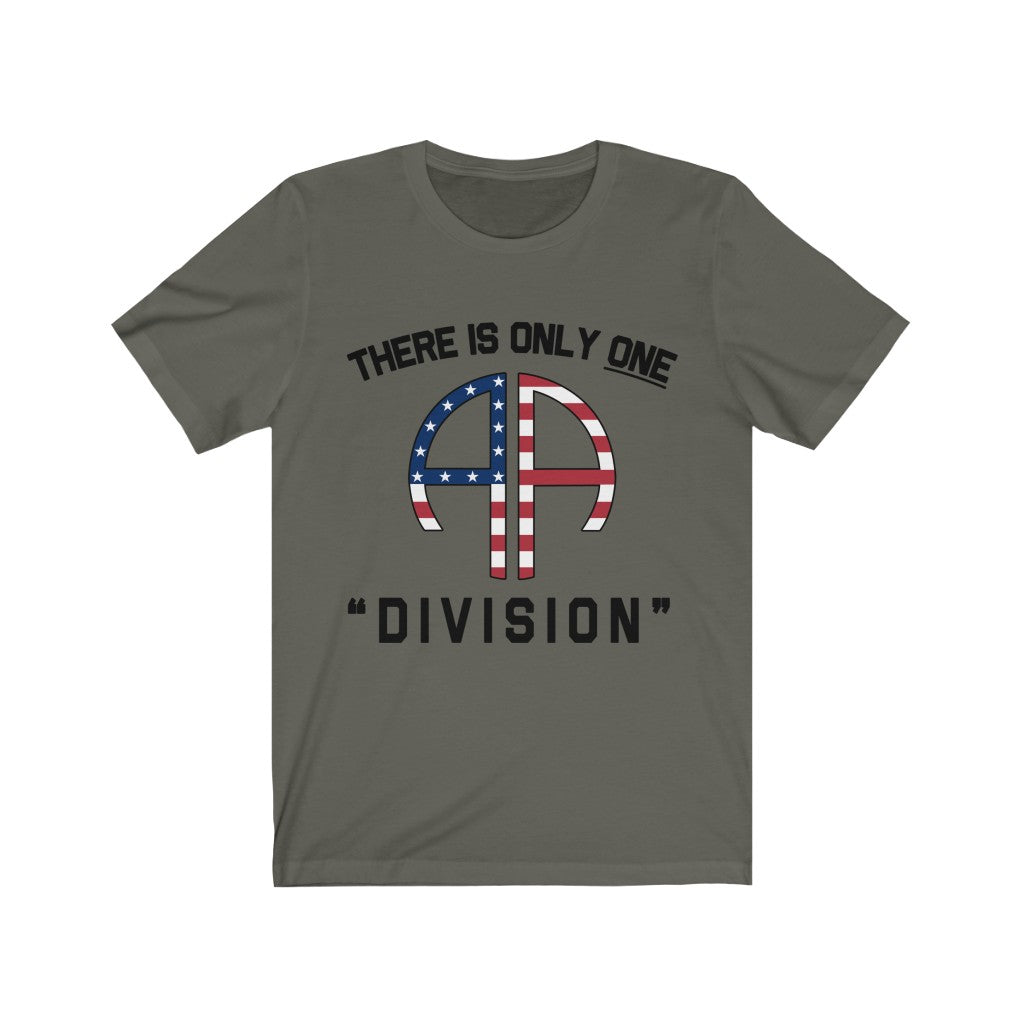 "82nd Airborne ""One Division"" T-Shirt"