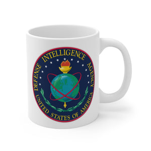Defense Intelligence Agency (DIA) Mug