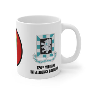 124th Military Intelligence Battalion Mug