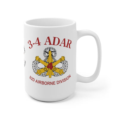 3/4 Air Defense Artillery Mug