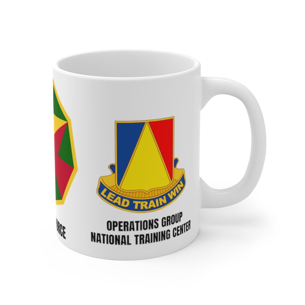 NTC Operations Group Mug