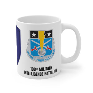 108th Military Intelligence Battalion Mug