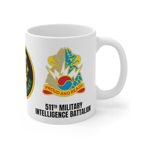 511th Military Intelligence Battalion Mug